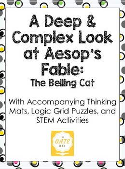 A Deep and Complex Look at the Aesop's Fable: The Belling Cat