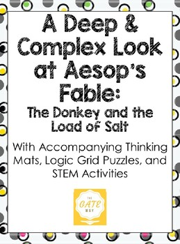 A Deep and Complex Look at the Aesop's Fable: The Donkey and the Load of Salt