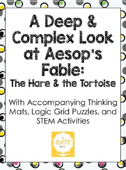 A Deep and Complex Look at the Aesop's Fable: The Hare of a Tortoise