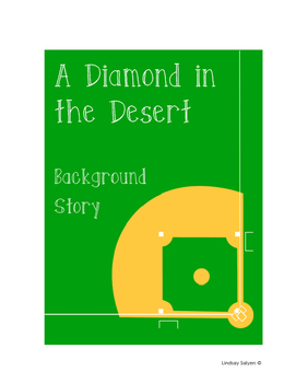 A Diamond in the Desert: Background Story & Questions
