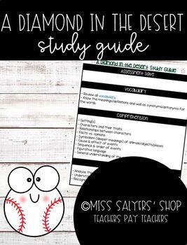 A Diamond in the Desert: Study Guide