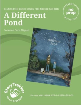 A Different Pond - A reading road map