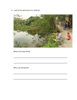 A Different Pond - Guided Reading