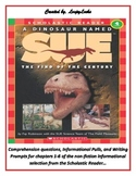 A Dinosaur Named Sue Informational Text