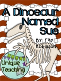 A Dinosaur Named Sue: Mini-Lesson