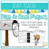 A Distance Learning Miss & Mail Project | Flat Teach!