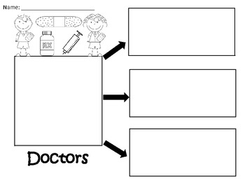A+ Doctors: Graphic Organizers