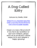 A Dog Called Kitty - Quizzes