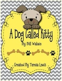 A Dog Called Kitty Response Journal