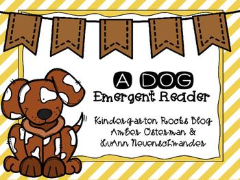 A Dog Emergent Reader