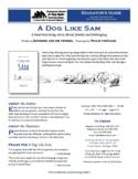 A Dog Like Sam (Edward van de Vendel/Philip Hopman) Discus