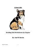 A Dog's Life Reading Skills Worksheets