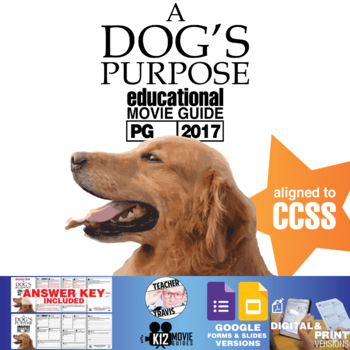 A Dog's Purpose Movie Viewing Guide