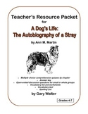 A Dog's Life: The Autobiography of a Stray Resource Packet