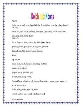 Sight Word Stories by Literacy and Math Ideas | Teachers Pay Teachers
