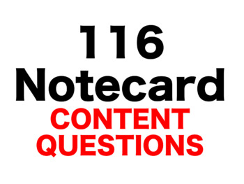 A Doll's House 116 Content Questions Whiteboard Game
