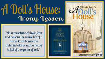 A Doll's House: Irony Lesson