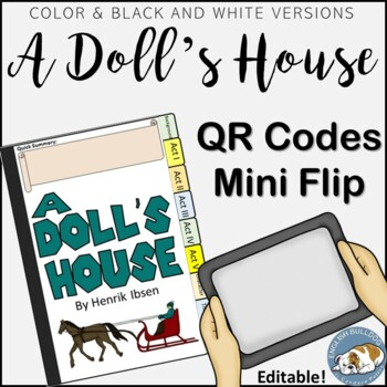 A Doll's House QR Mini Flip