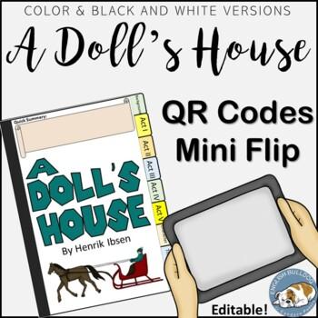 A Doll's House QR Mini Flip