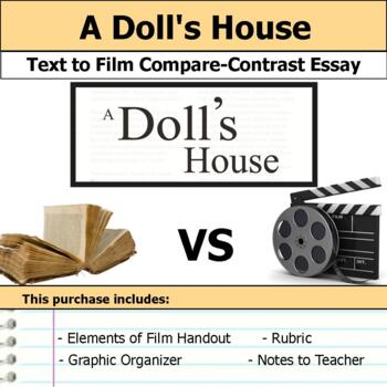 A Doll's House - Text to Film Essay