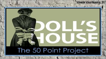 A Doll's House: The 50 Point Project