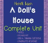 A Doll's House Unit