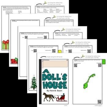 A Doll's House Activity Bundle