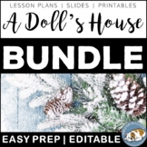 A Doll's House Activity Bundle