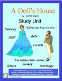 A DOLL'S HOUSE Drama Study Unit