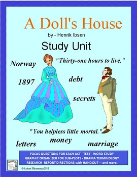 A DOLL'S HOUSE Drama Study Unit