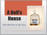 A Doll's House -- Introduction to the play