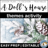 A Doll's House Themes: Textual Analysis Activity