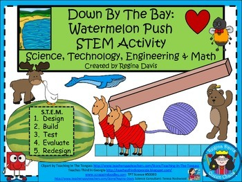 STEM Science, Technology, Engineering & Math Songs: Down By The Bay Watermelon