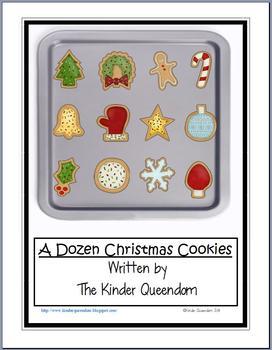A Dozen Christmas Cookies