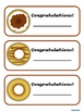 A Dozen Doughnuts-Review Game for any Subject!