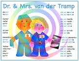 A Dr. & Mrs. van der Tramp poster plus 20 pages of support material