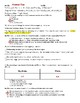 A Dragon's Guide to the Care and Feeding of Humans Quiz Ch. 9 - 11