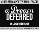 """A Dream Deferred,"" by Langston Hughes - Poetry Lesson"