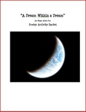 """""""A Dream Within a Dream"""" Poetry Activity Packet"""