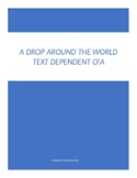 A Drop Around the World Comprehension Check