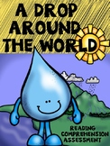 A Drop Around the World Reading Comprehension Assessment