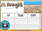 A+ Drought ...Three Graphic Organizers