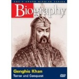 A & E Biography Genghis Khan; Terror and Conquest WITH ANS