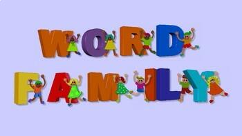 A E I O U Word Family Activity Bundle