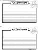 A+ Earthquake ... Writing Paper