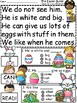 A+ Easter Bunny Comprehension: Differentiated Instruction
