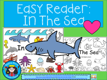 A+ Easy Reader... In The Sea