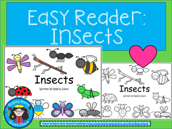 A+ Easy Reader...Insects
