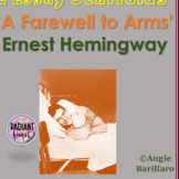 A FAREWELL TO ARMS - HEMINGWAY TWO ESSAY SCAFFOLDS