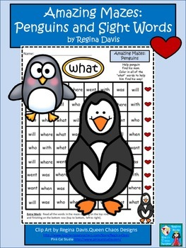 A+ Amazing Mazes: Penguins